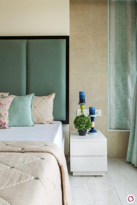 3bhk-house-plan-teal-bedroom