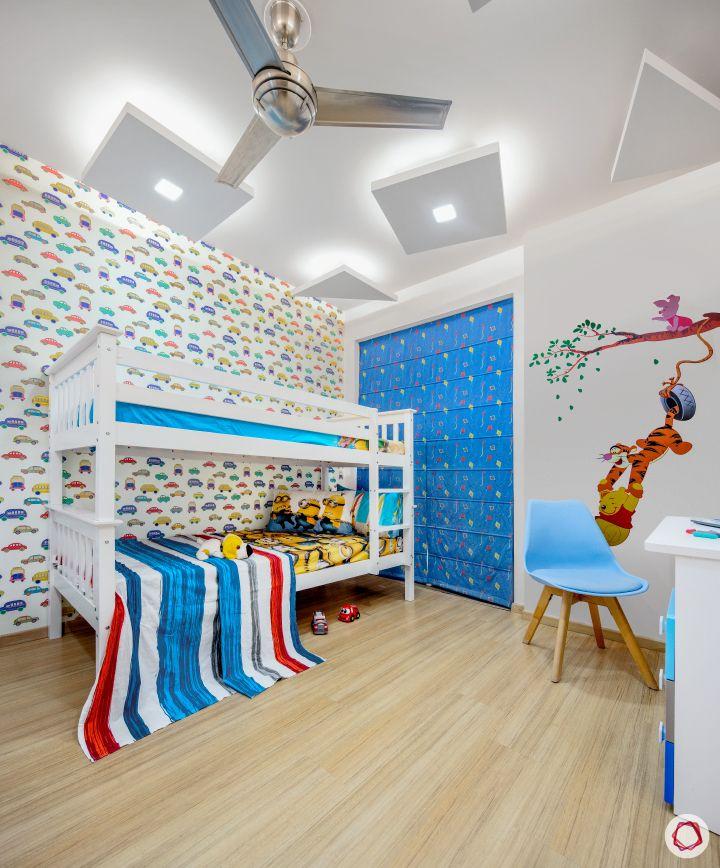 Beautiful house design_kids room 1