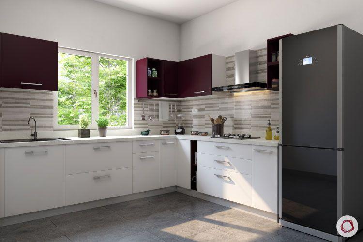 Small kitchen backsplash_striations