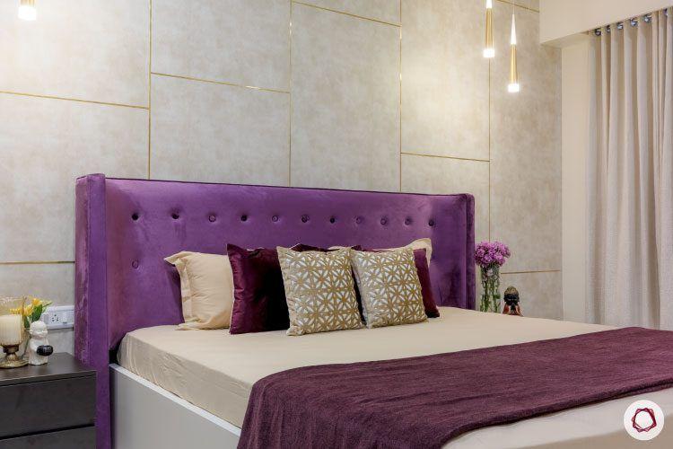 latest-house-designs-purple-headboard