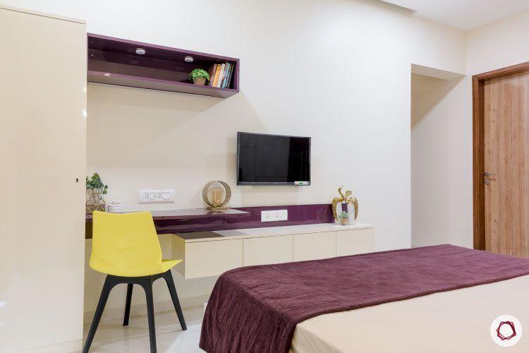 latest-house-designs-purple-shelf