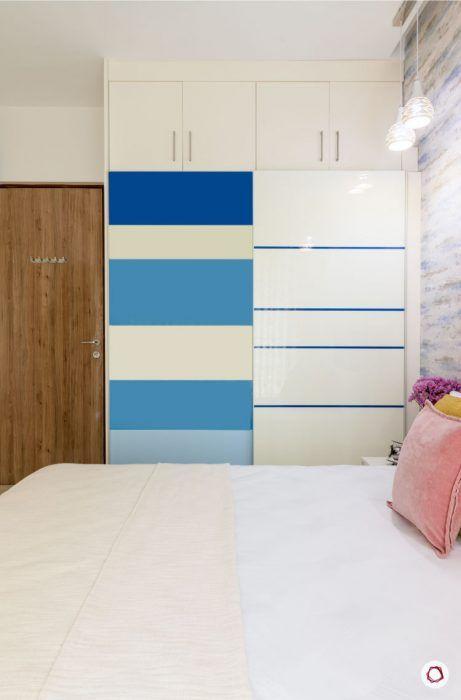 latest-house-designs-blue-wardrobe
