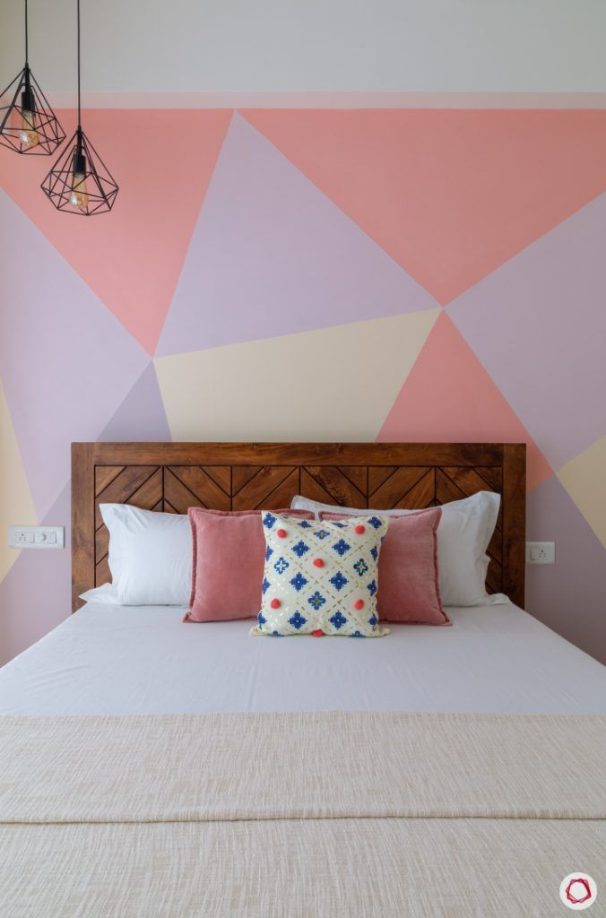 Paint or wallpaper indian walls_ease of application 1