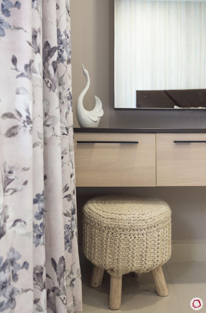 Indian house plans_bedroom dresser