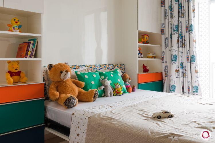 Indian home design_kids room