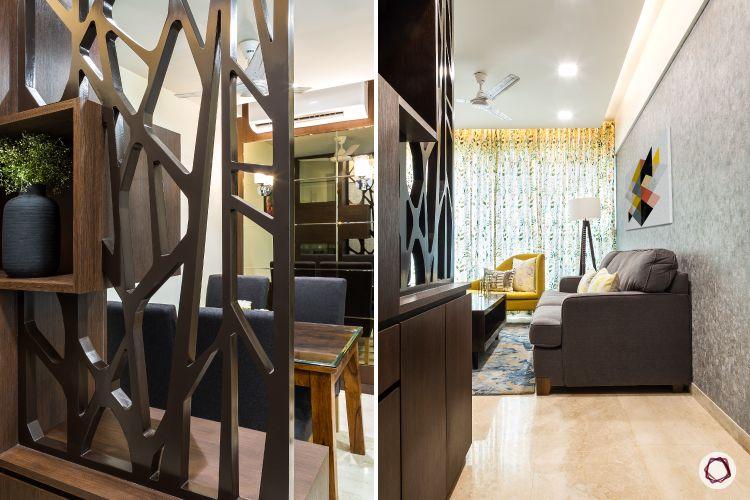 interior design ideas Indian style foyer