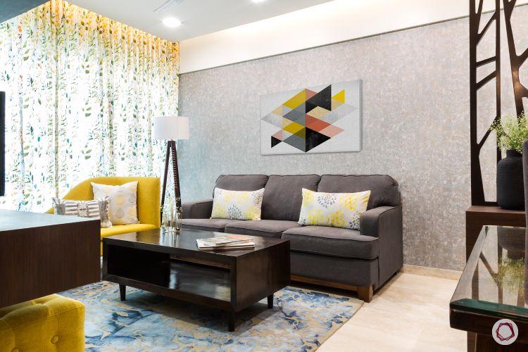 interior design ideas Indian style living room