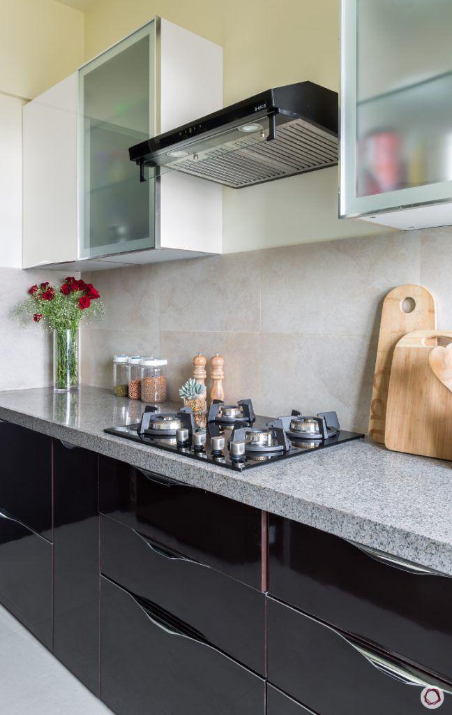 interior design ideas Indian style kitchen cabinets
