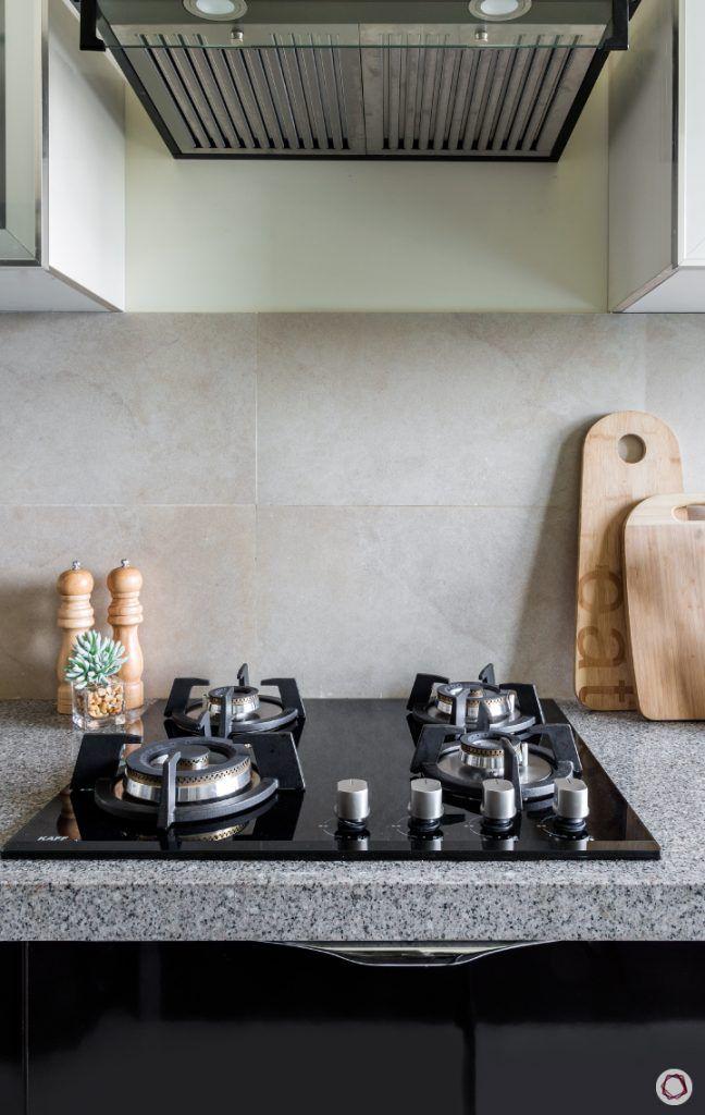 interior design ideas Indian style cooking unit