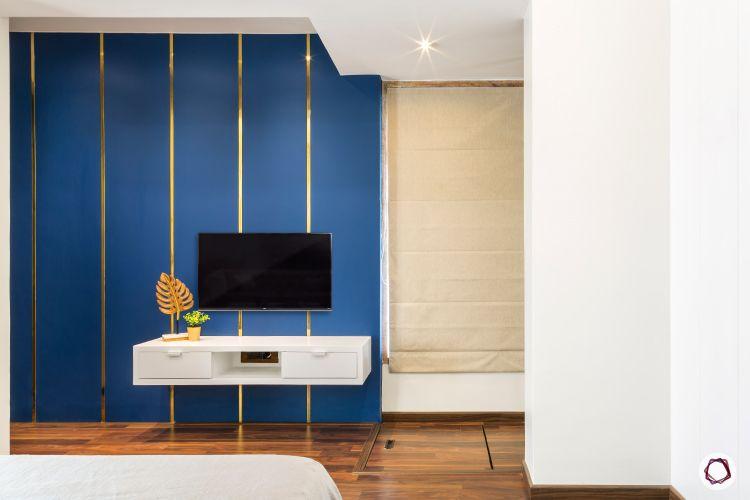 Bedroom design_TV  unit