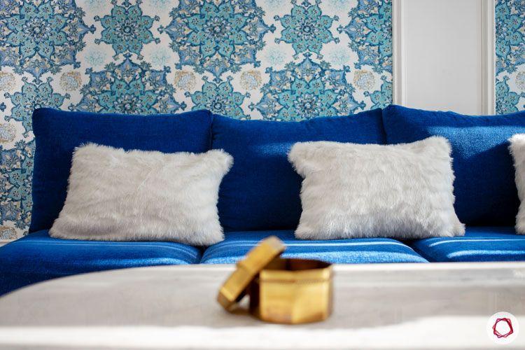 House design photo_living room sofa