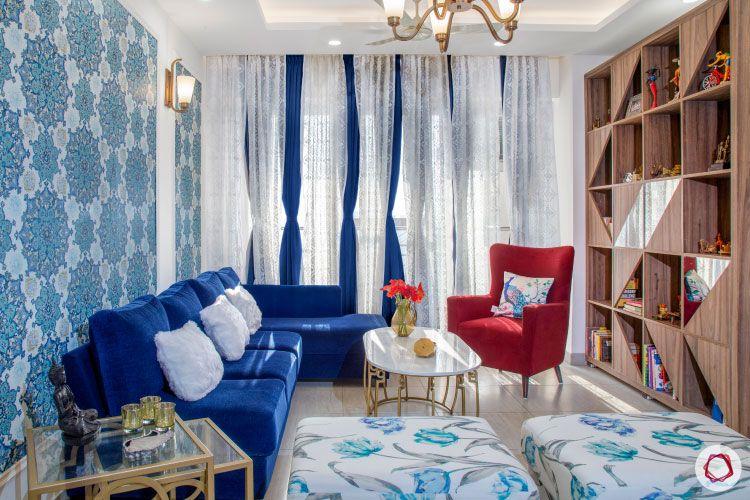 House design photo_living room full