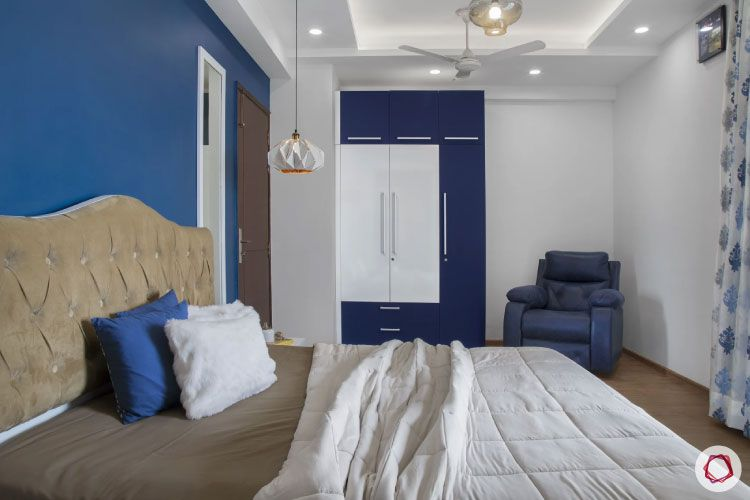 House design photo_master bedroom wardrobes