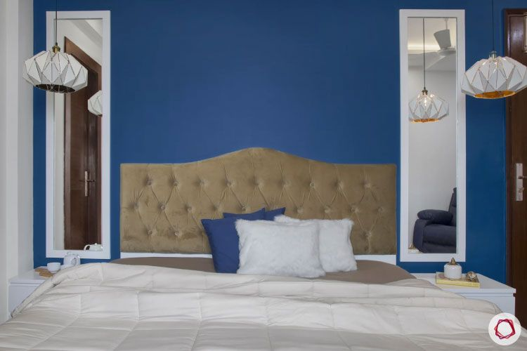 House design photo_master bedroom bed