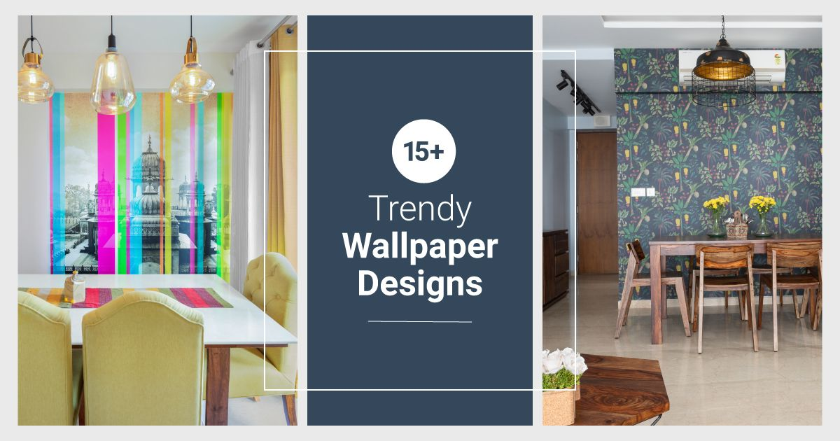 Stunning New Wallpaper Designs For Every Room