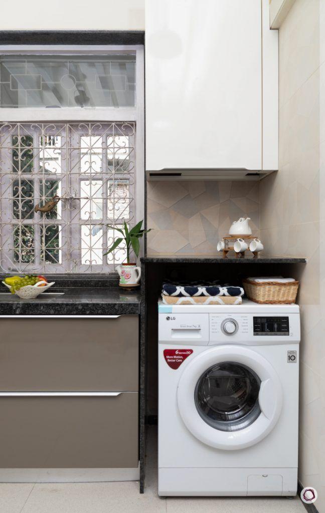 home renovation washing machine