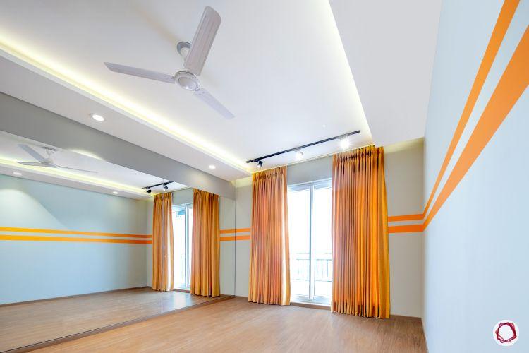 duplex house plans dance room