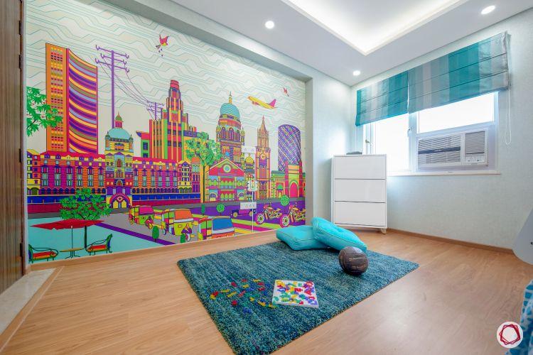 duplex house plans kids room