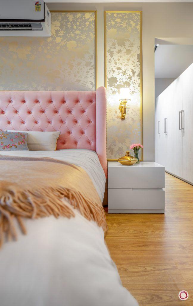 duplex house plans master bedroom pink headboard