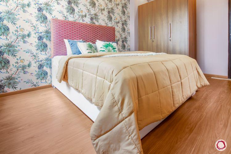 duplex house plans tropical bedroom bed