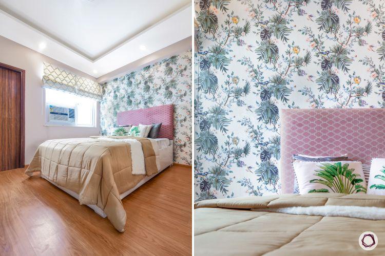 duplex house plans tropical bedroom