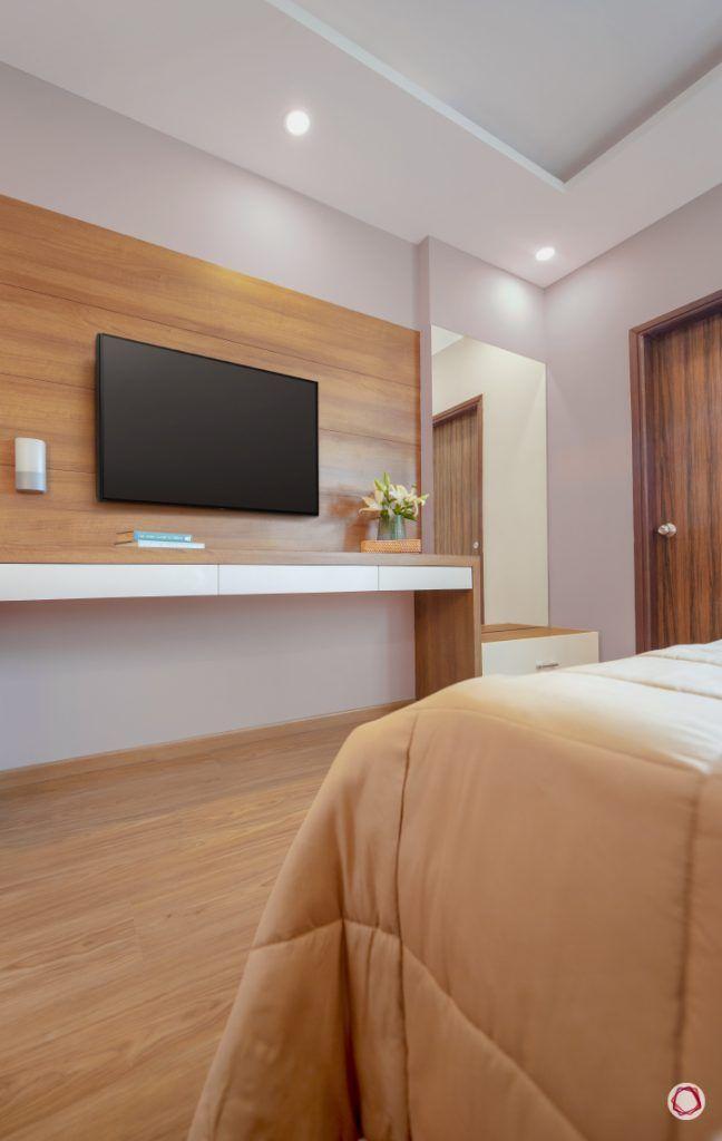 duplex house plans tropical bedroom TV