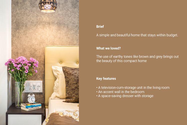 Interior design for 1bhk flat_infobox