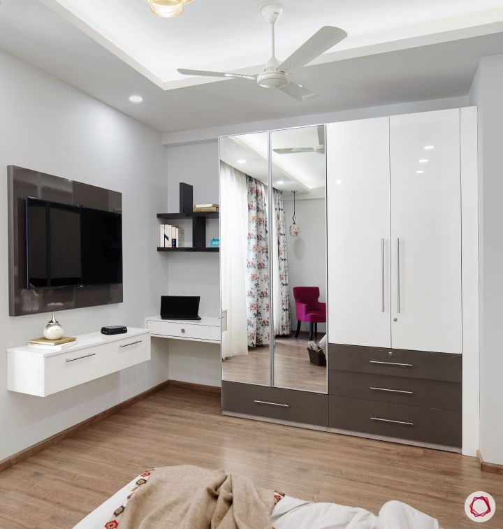 Cleo county home design_master bedroom wardrobe