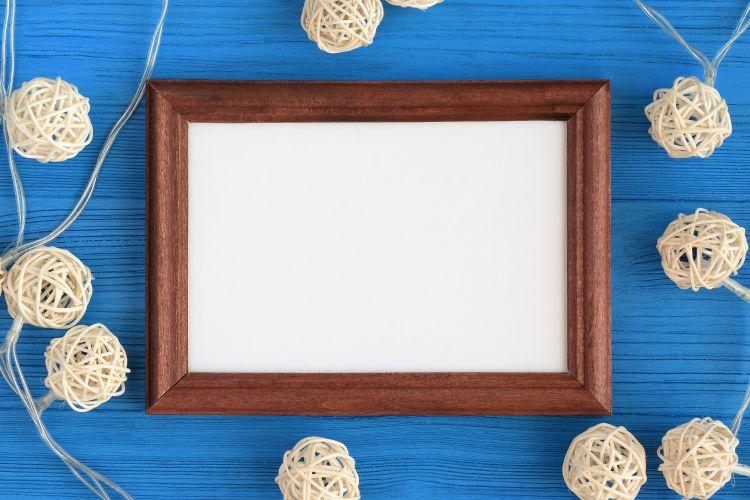 Light decoration ideas_frames