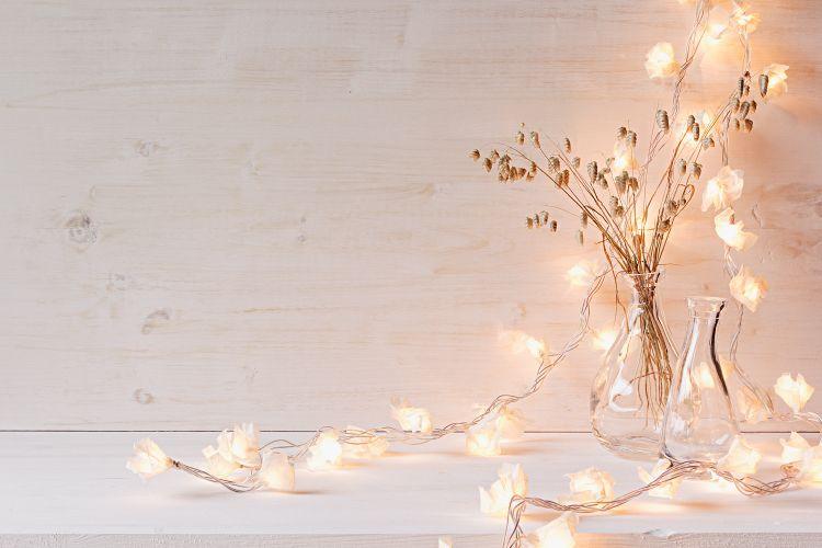 Light decoration ideas_vase