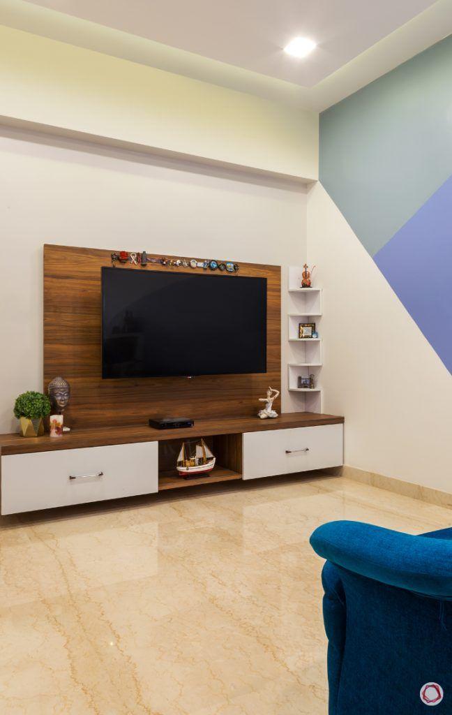 home design plan entertainment room TV