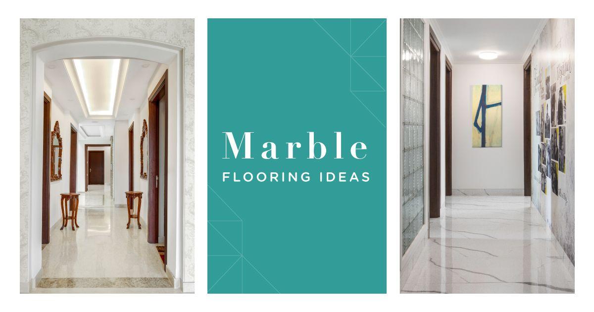 14 Elegant Marble Floor Designs