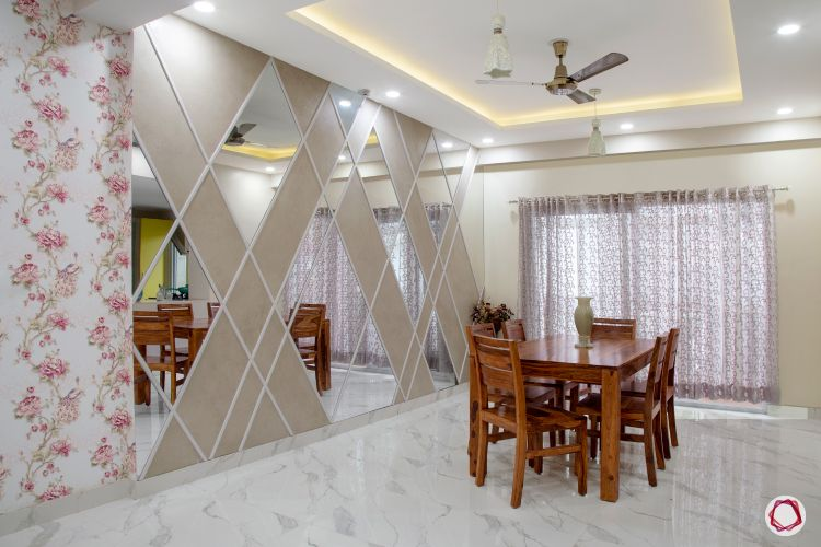 Flats in noida_dining room 1