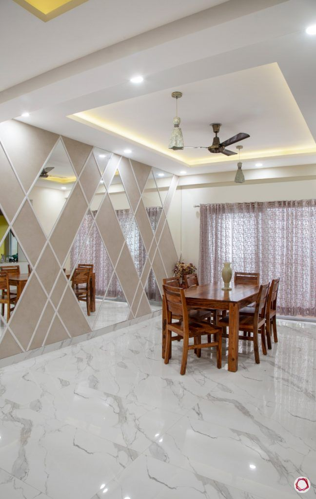 Flats in noida_dining room 2