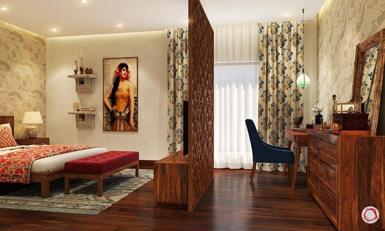 multi-functional living spaces_bedroom