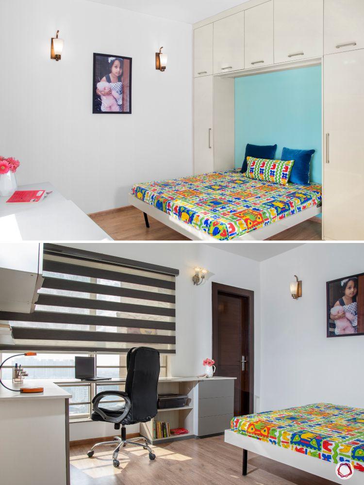 multi-functional living spaces_working corner