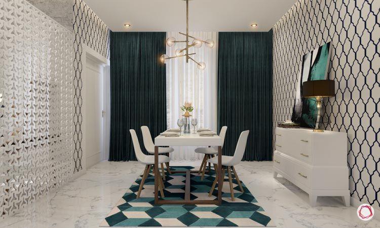 Carpet design_geometric prints 2