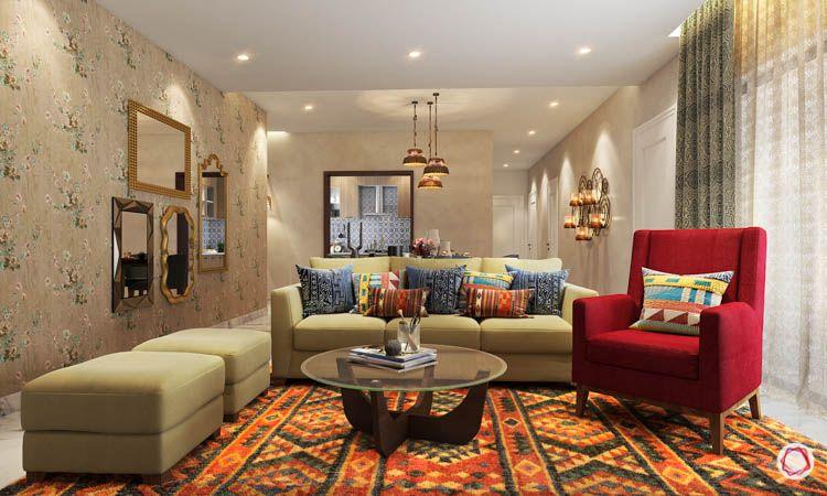 Carpet design_tribal totems 3