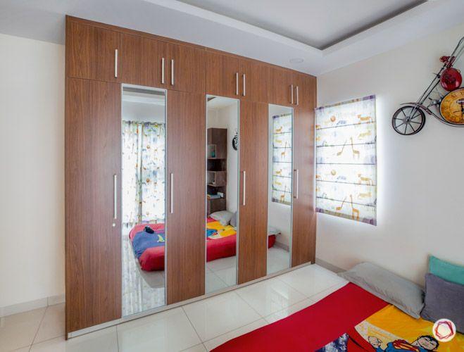 3 bedroom house plan indian style_ kids room