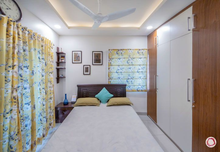 3 bedroom house plan indian style_guest room 1