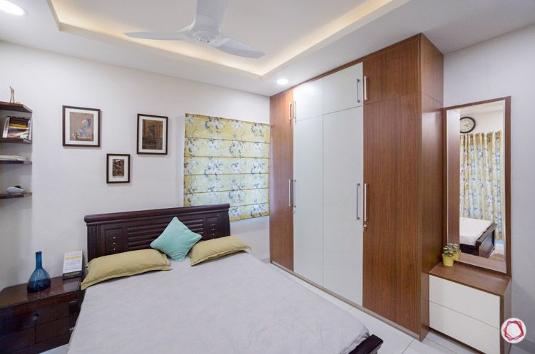 3 bedroom house plan indian style_guest room 2