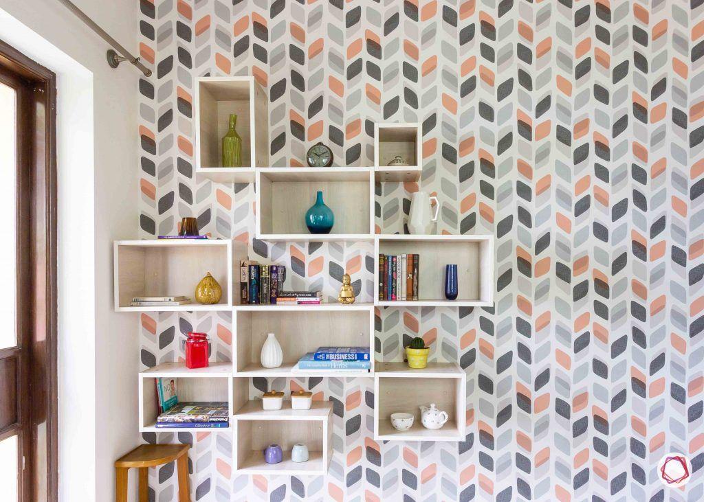 wall shelves for living room open shelves