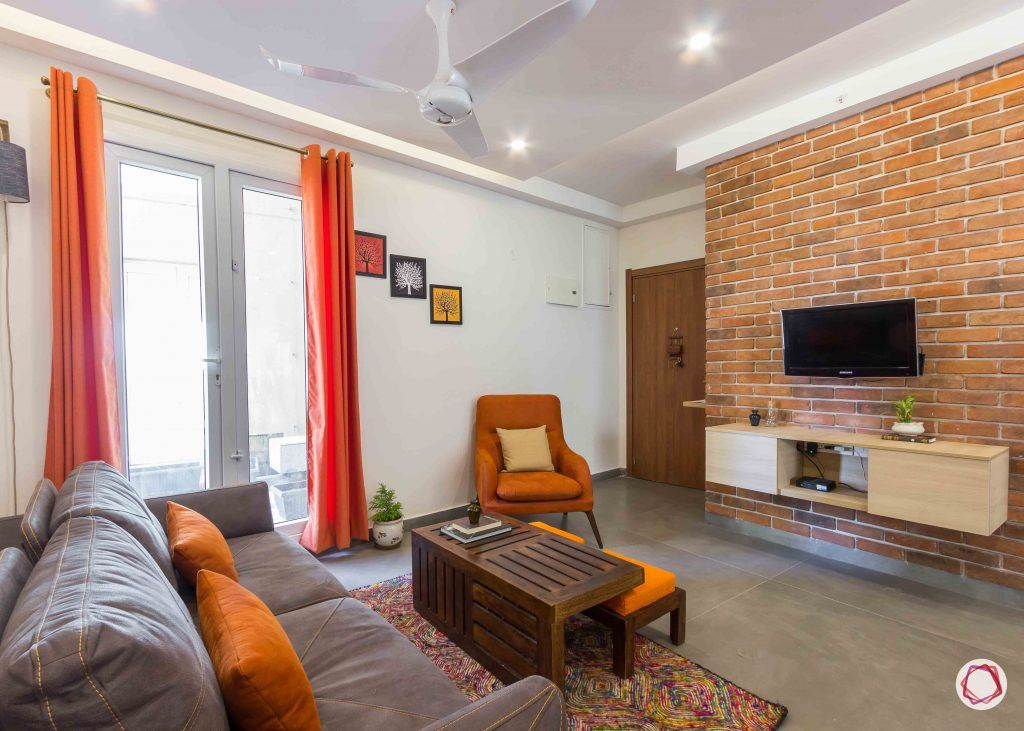 Best interior designers in bangalore_exposed-brick-wall