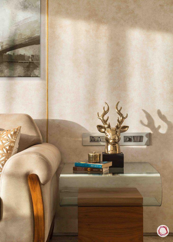 2BHK flat_living room 3
