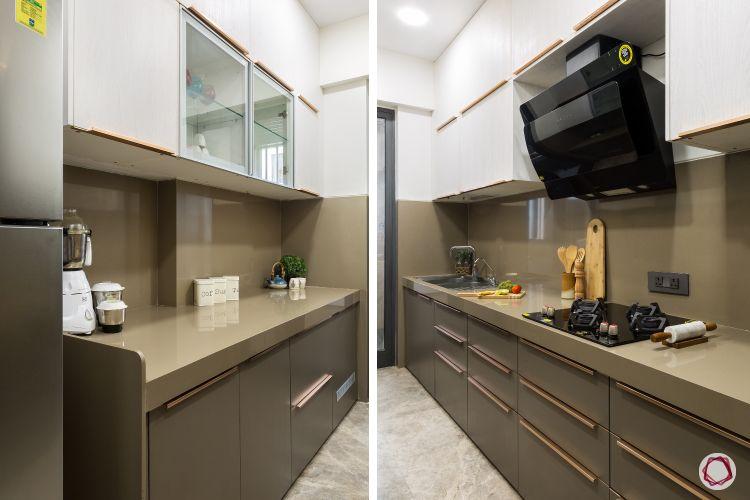 2BHK flat_kitchen 2