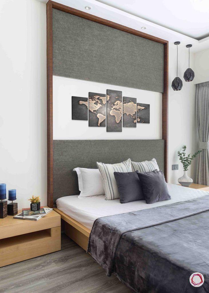 2BHK flat_master bedroom 2