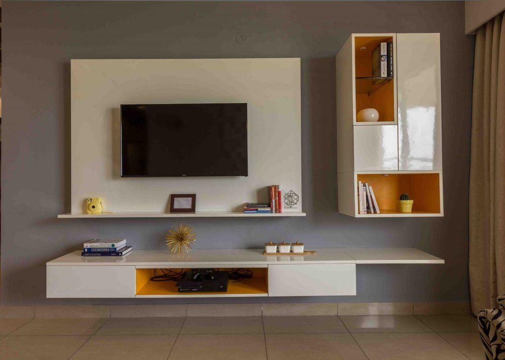 modern house design TV