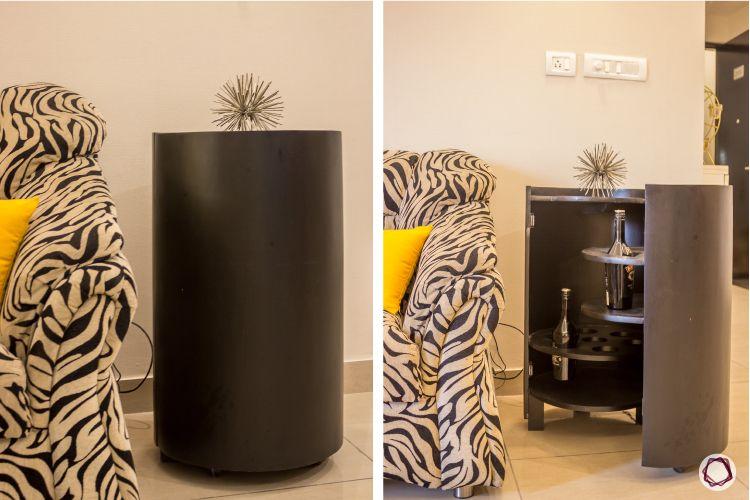 modern house design living room bar unit
