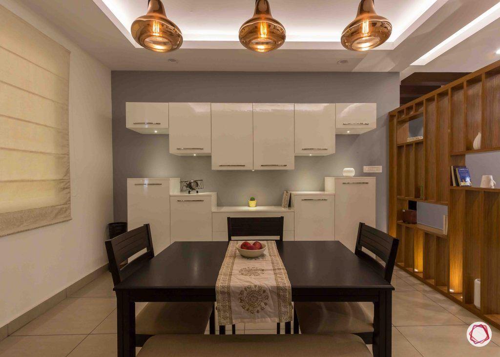 modern house design dining room