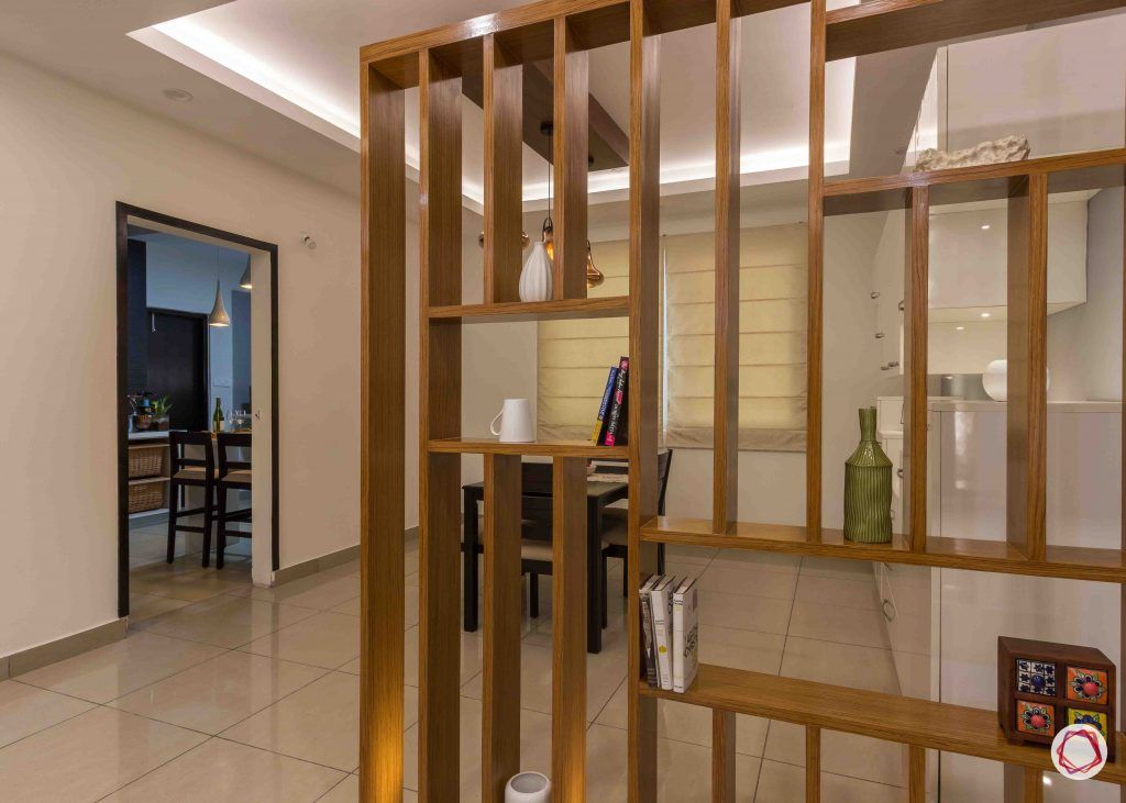 modern house design partition